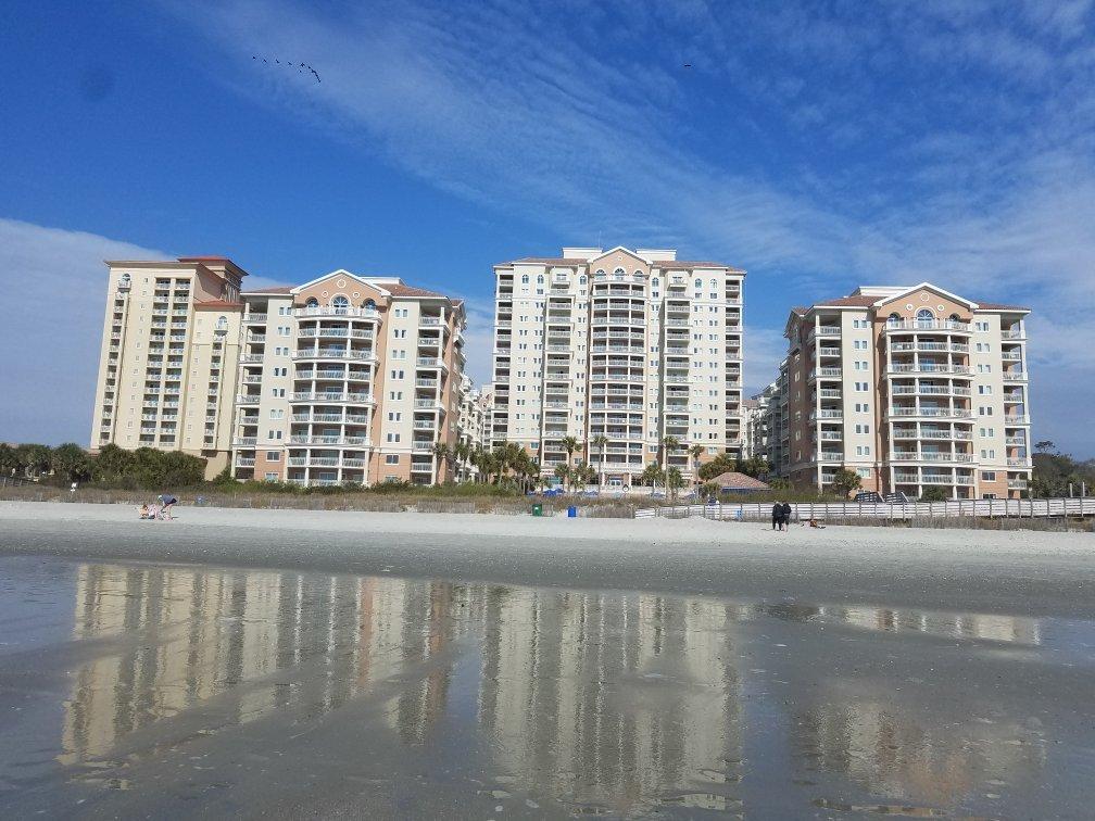 Marriott's Oceanwatch Villas Exterior