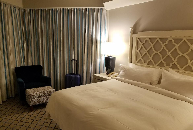 Marriott's Royal Palms Bedroom