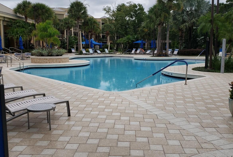 Marriott's Royal Palms Pool Area