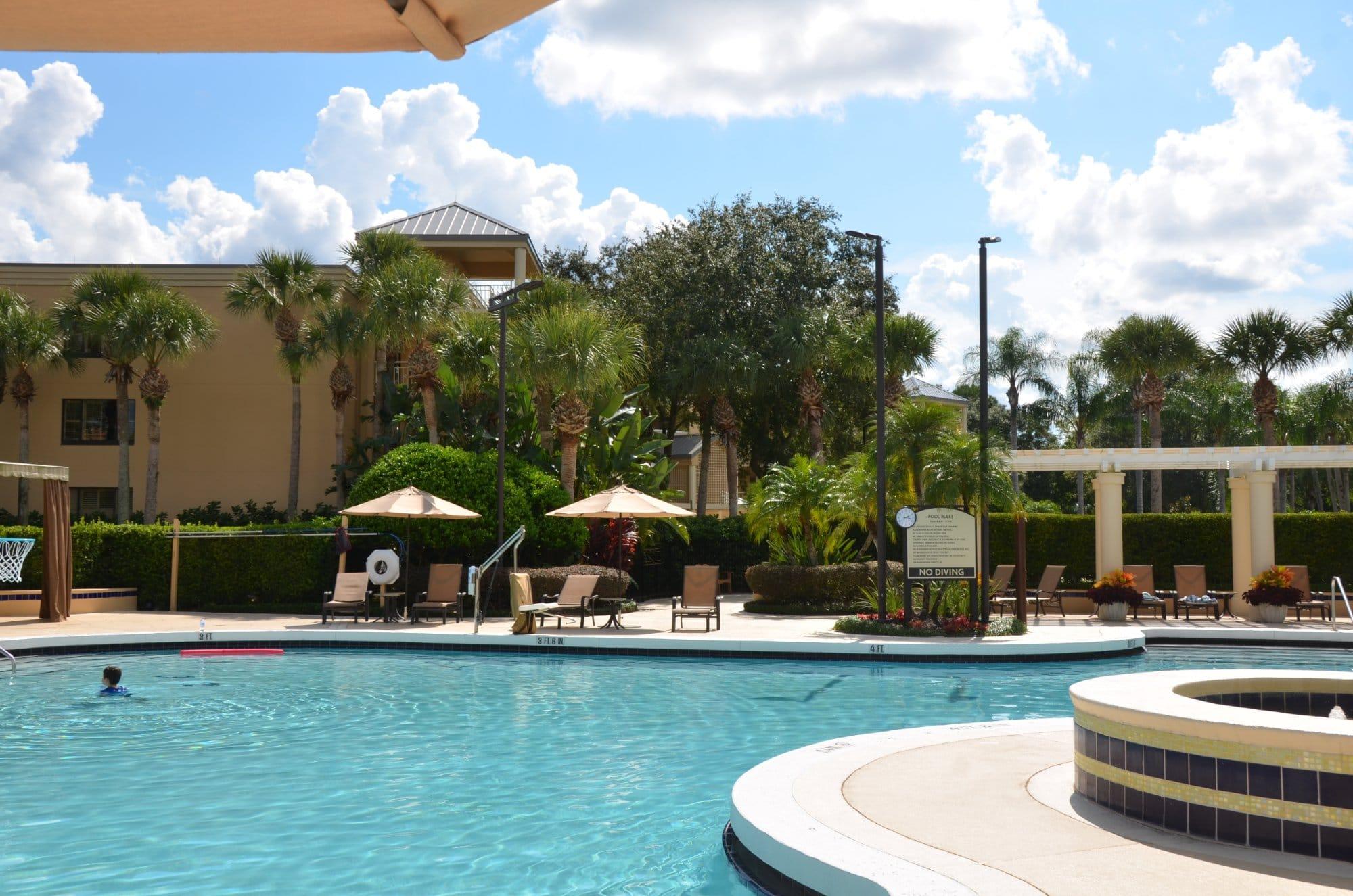 Marriott's Royal Palms Pool