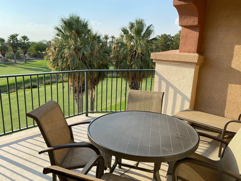 Marriott's Shadow Ridge Balcony