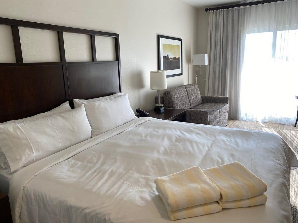 Marriott's Shadow Ridge Bedroom