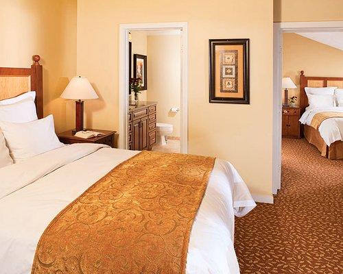 Marriott's Streamside At Vail-Douglas Bedroom