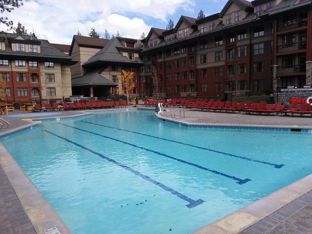 Marriott's Timber Lodge Pool