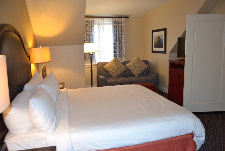 Marriott's Timber Lodge Single Bedroom