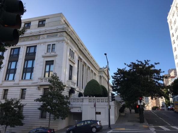 Ritz-Carlton San Francisco Exterior
