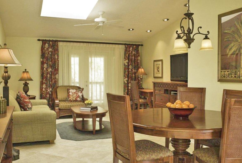 Sheraton Vistana Resort Living Room