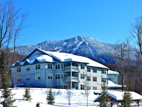 Smugglers' Notch Outside View