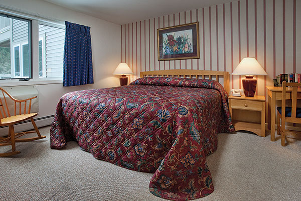 Smugglers' Notch Single Bedroom