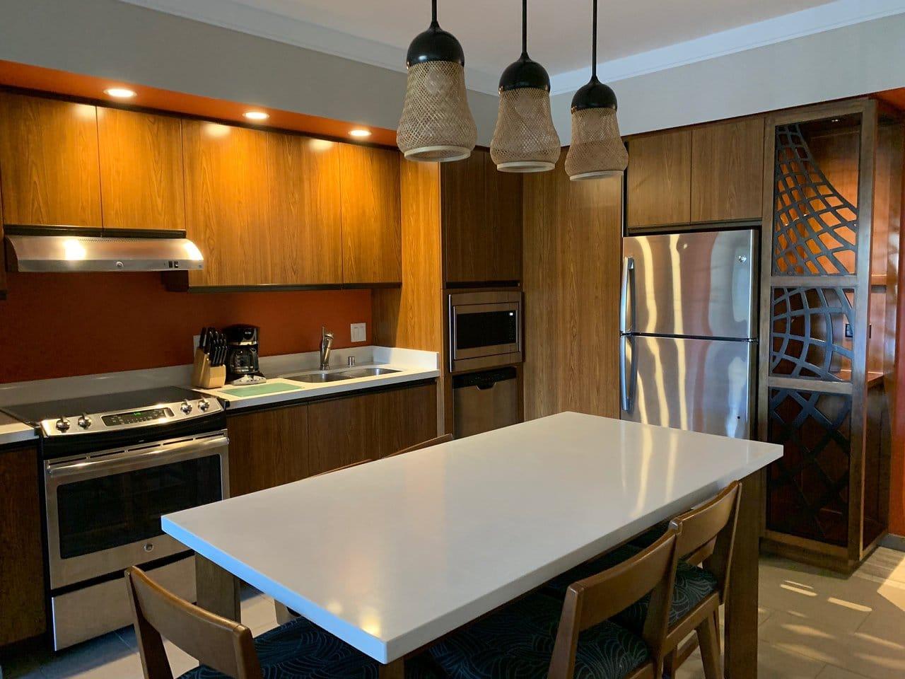 The Westin Nanea Ocean Villas, Ka'anapali Kitchen