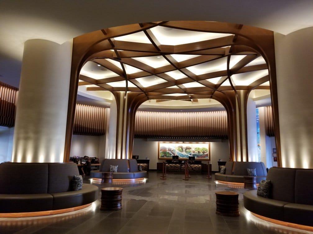 The Westin Nanea Ocean Villas, Ka'anapali Lobby