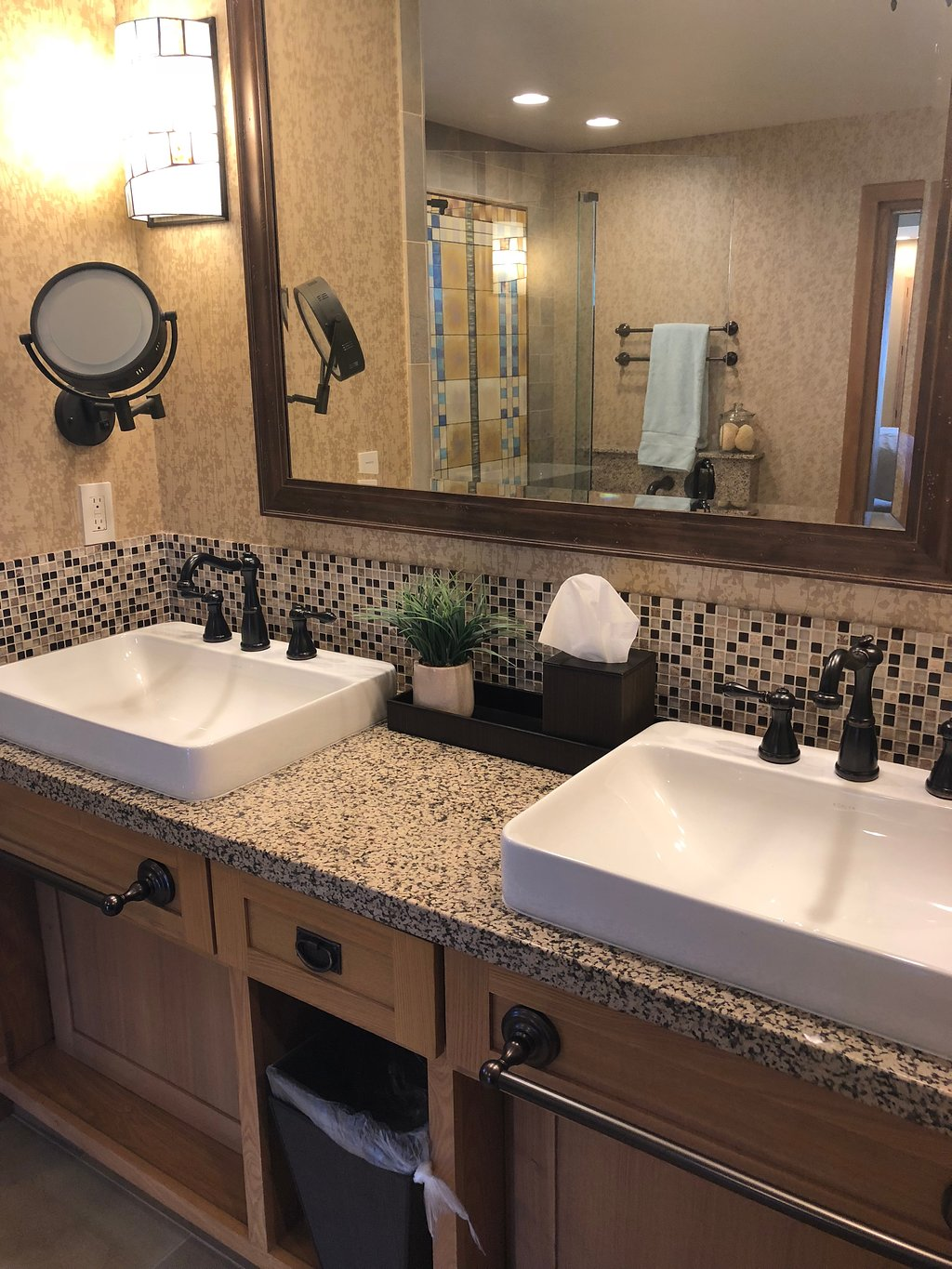 Welk Resort San Diego Bathroom