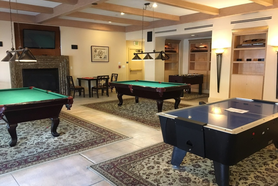 Welk Resort San Diego Gameroom