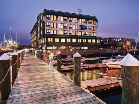 Wyndham Inn On Long Wharf