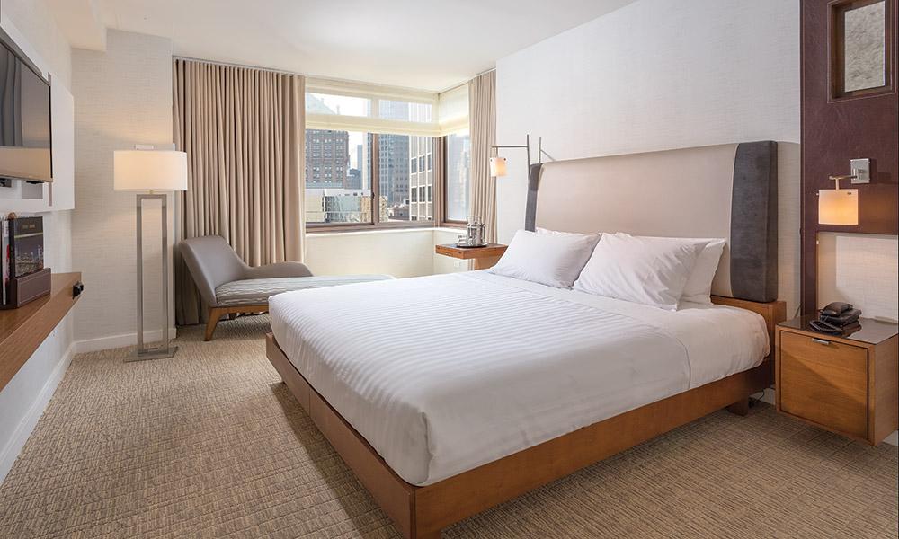 Wyndham Midtown 45 At New York City 1 Bedroom Deluxe Master