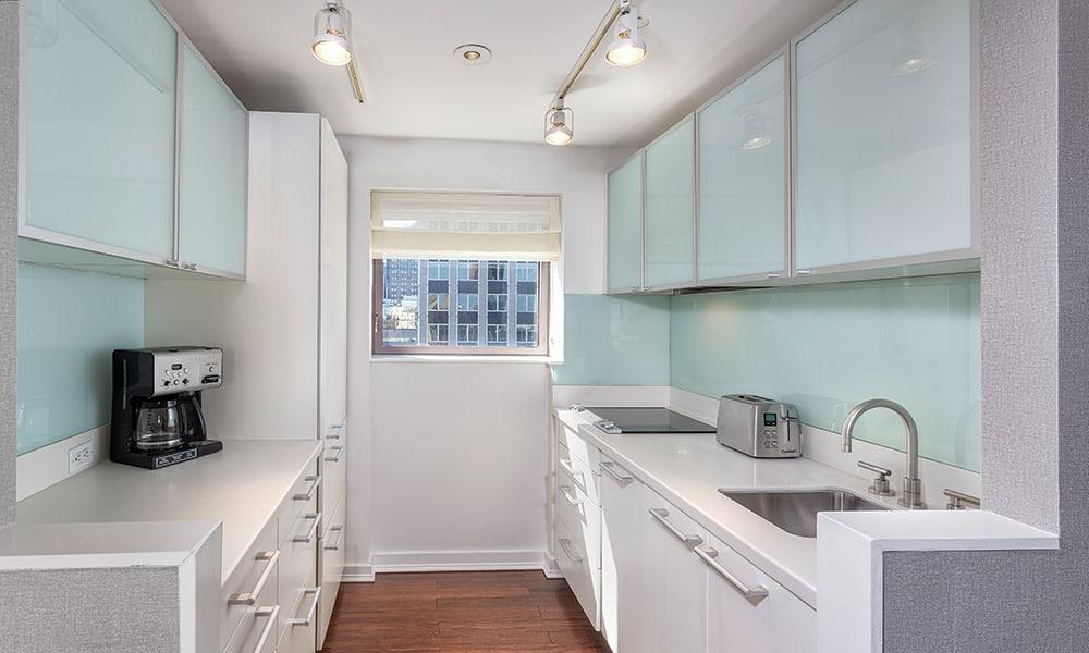 Wyndham Midtown 45 At New York City 1 Bedroom Presidential Kitchen