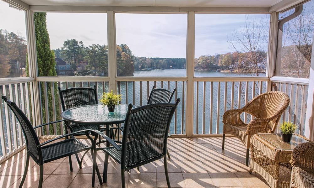Wyndham Resort At Fairfield Plantation 1 Bedroom Balcony