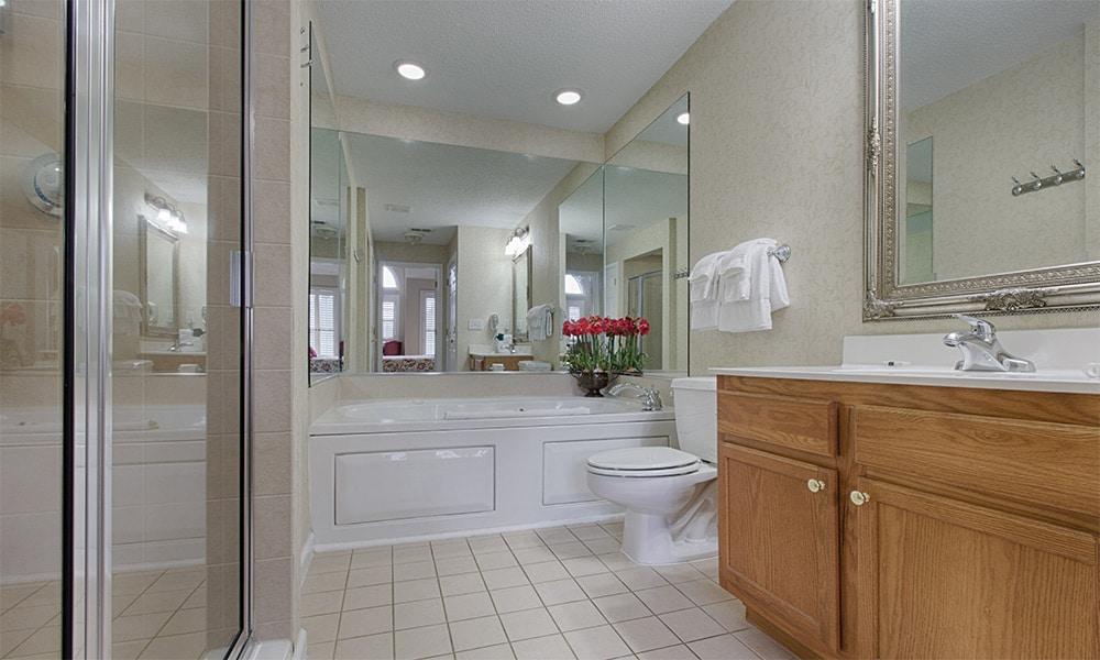Wyndham Resort At Fairfield Plantation 1 Bedroom Bathroom