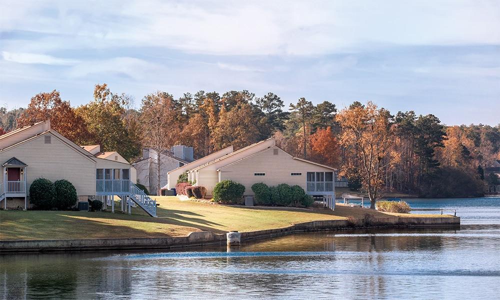 Wyndham Resort At Fairfield Plantation Buildings