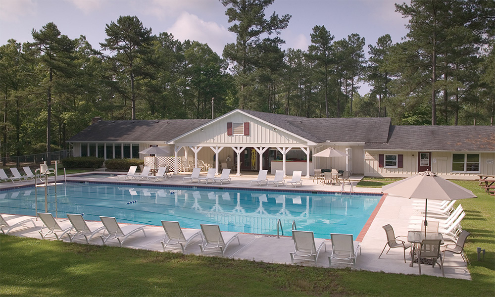 Wyndham Resort At Fairfield Plantation Pool