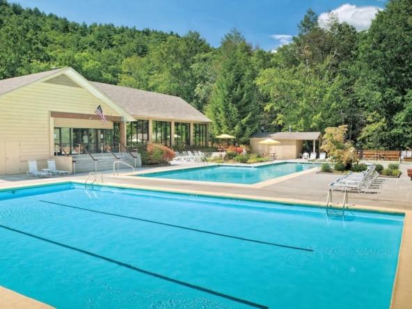 Wyndham Resort At Fairfield Sapphire Valley Pool