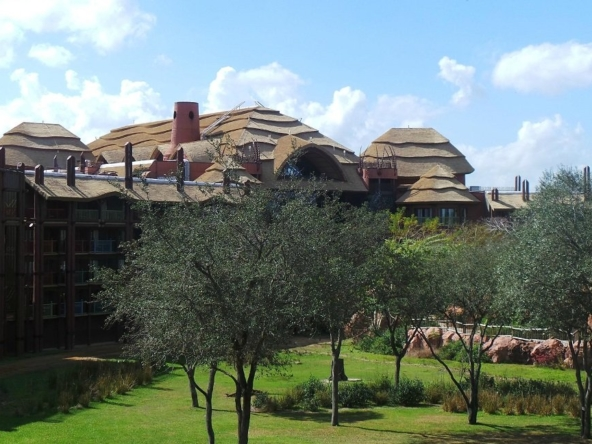 Disney's Animal Kingdom Lodge Villas DVC Resales