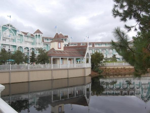 Disney's Beach Club Villas Vacation