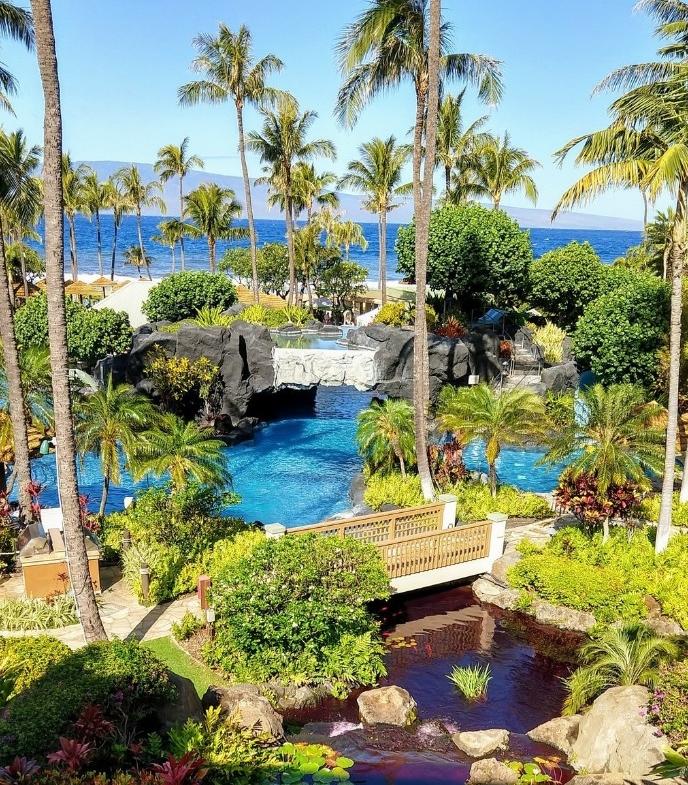 Timeshares for Sale Marriott Maui Ocean Club