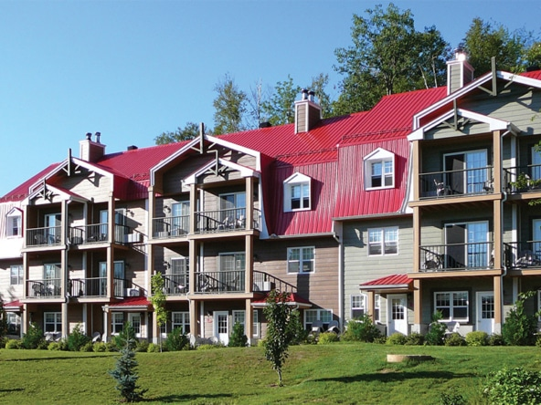 Club Geopremiere At Auberge Du Lac Morency exterior