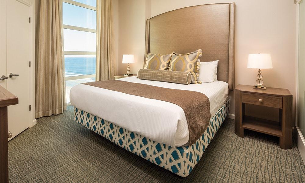 Club Wyndham Ocean Boulevard 4 Bedroom Presidential Bedroom
