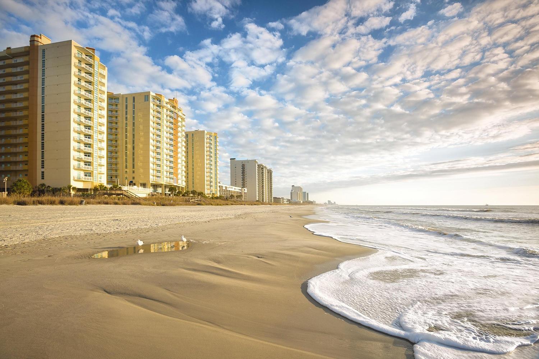 Club Wyndham Ocean Boulevard Beach View