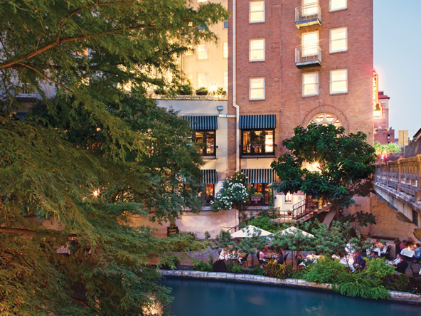 Club Wyndham Riverside Suites Exterior