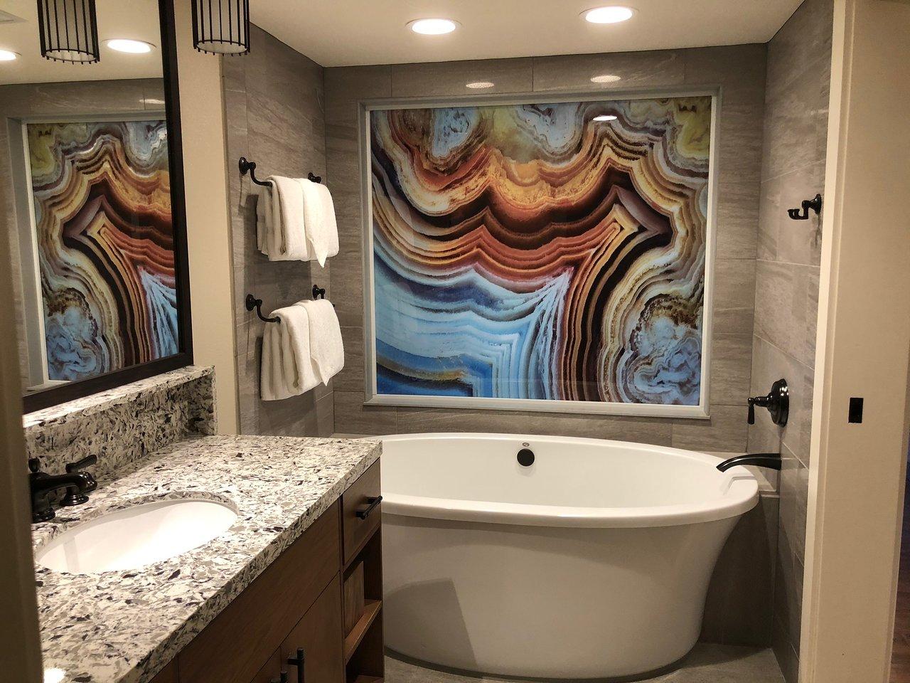 Copper Creek Villas at Wilderness Lodge Bathroom