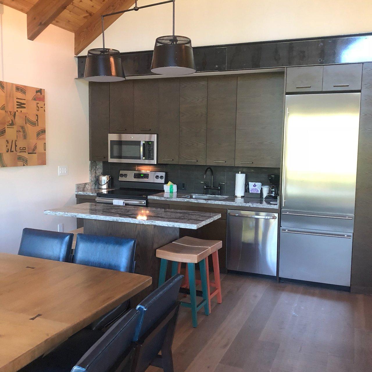 Copper Creek Villas at Wilderness Lodge Kitchen