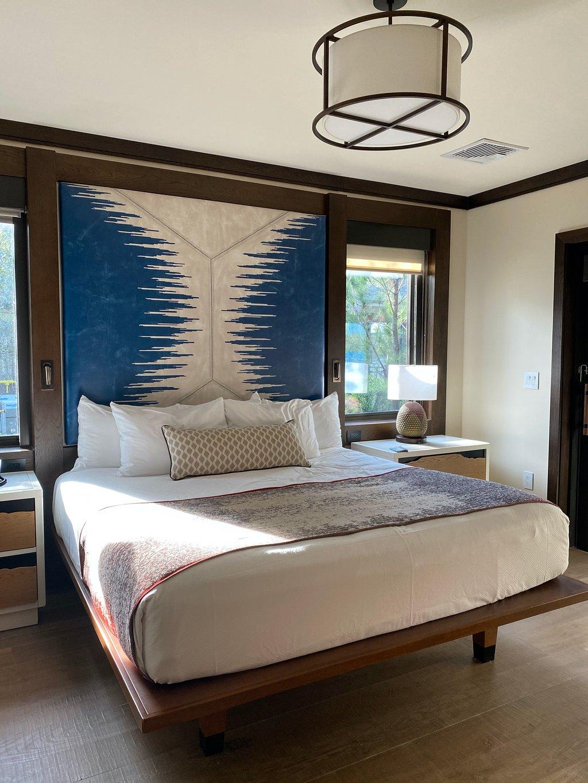 Copper Creek Villas at Wilderness Lodge Single Bed