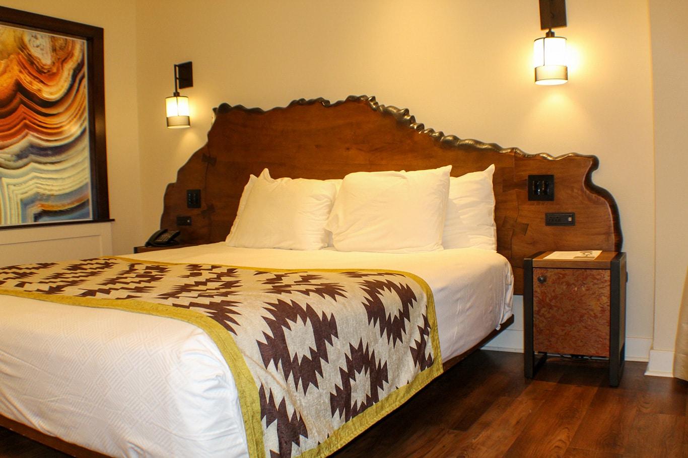 Copper Creek Villas at Wilderness Lodge Single Bedroom