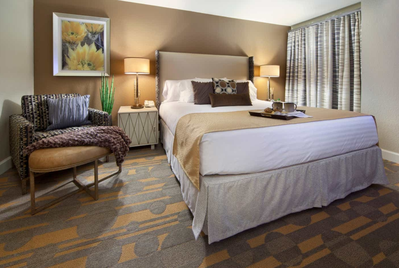 Desert Club Resort Bedroom