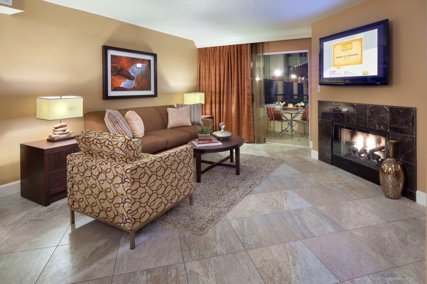 Desert Club Resort Living