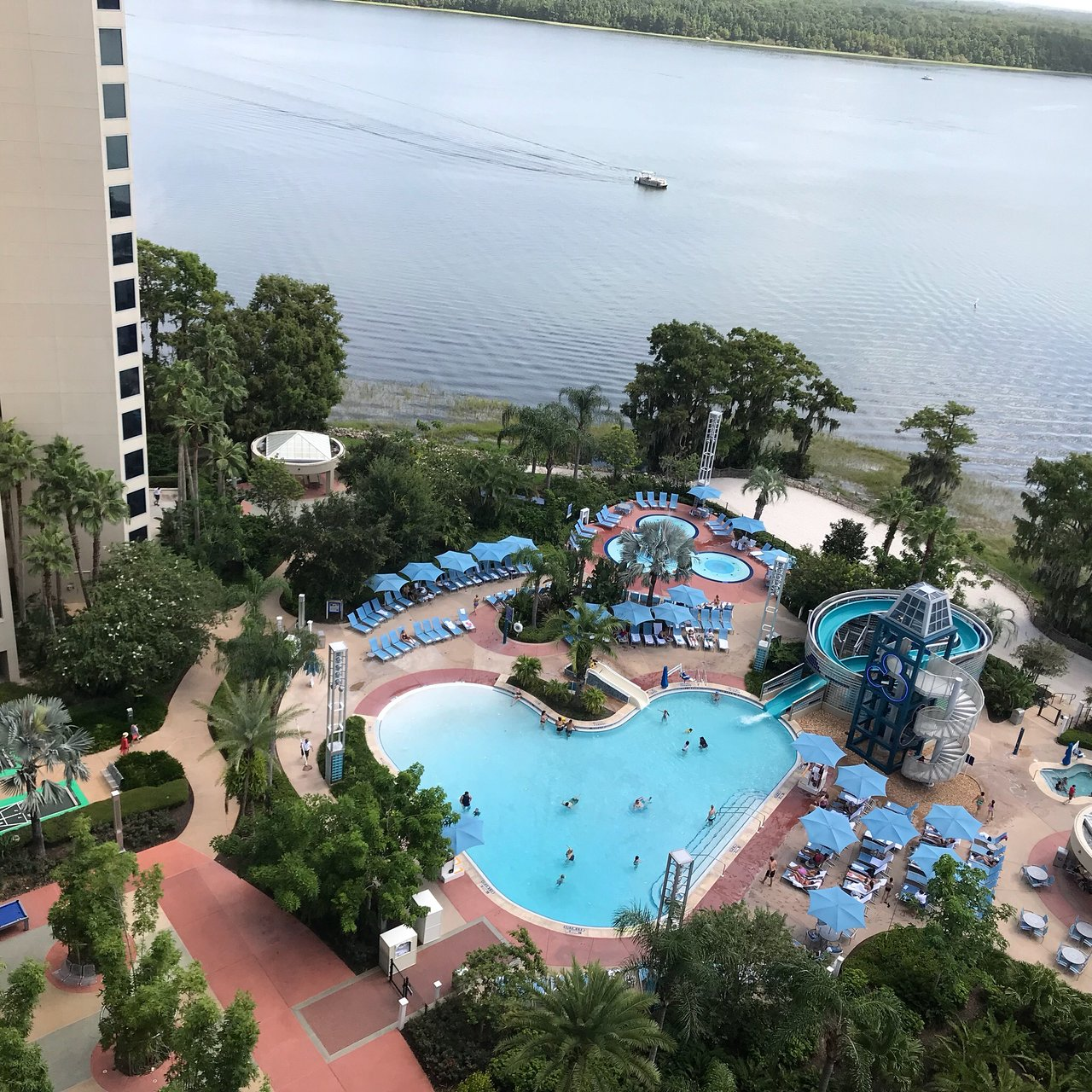 Disney's Bay Lake Tower At The Contemporary Balcony