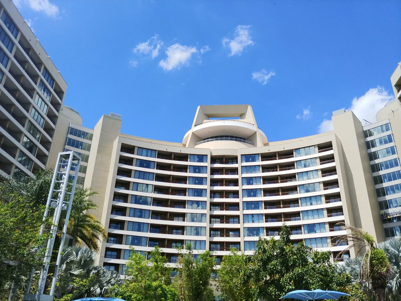 Disney's Bay Lake Tower At The Contemporary Ext