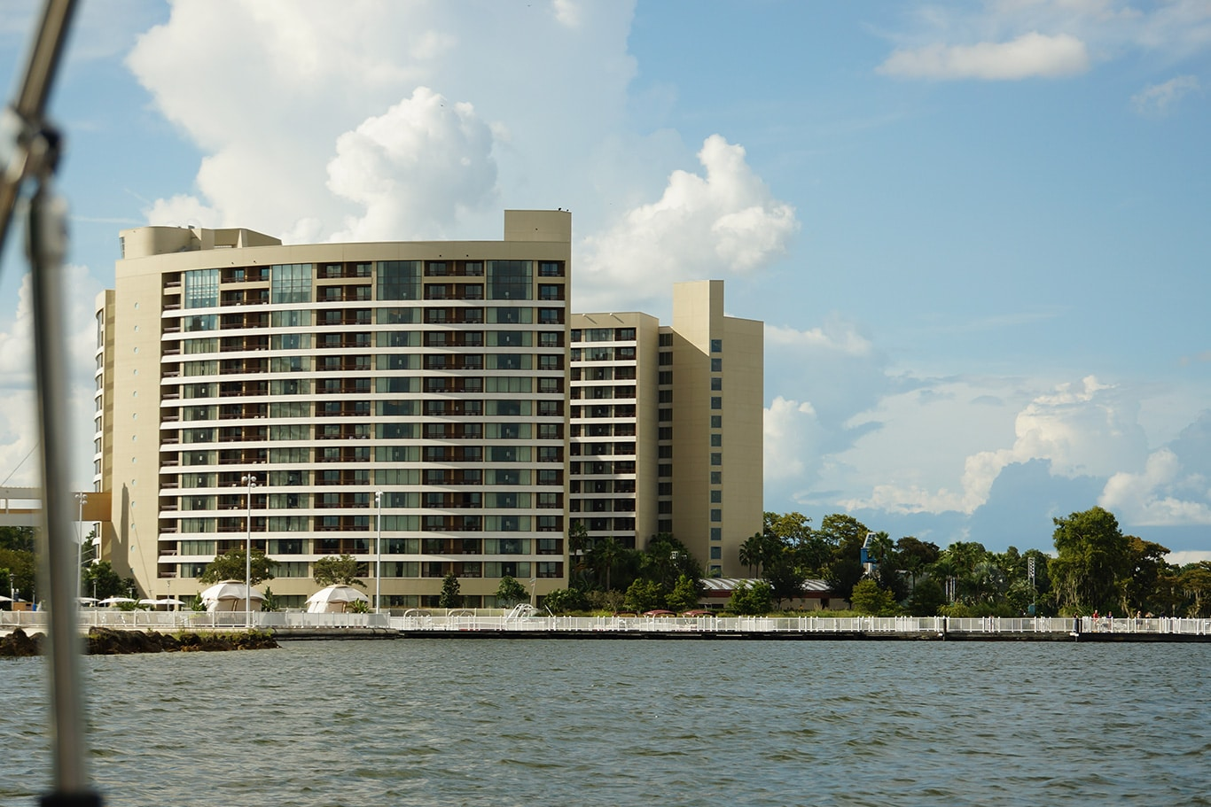 Disney's Bay Lake Tower At The Contemporary