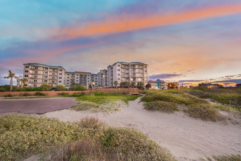 Galveston Beach Resort