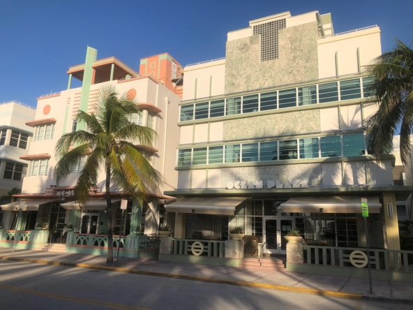 Hilton Grand Vacations at McAlpin-Ocean Plaza Exterior