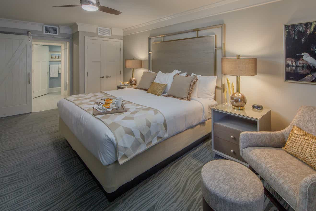Holiday Inn Club Vacations Cape Canaveral Beach Resort 4 Bed Signature Bedroom