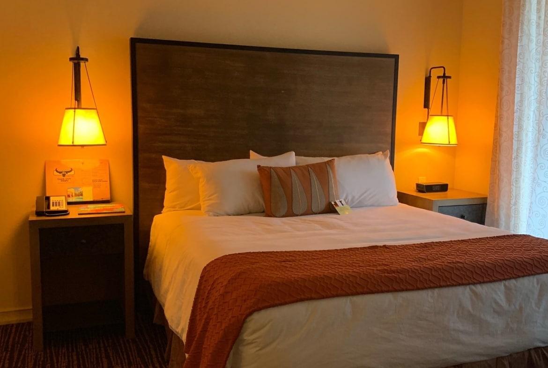 Hyatt Wild Oak Ranch Bedroom