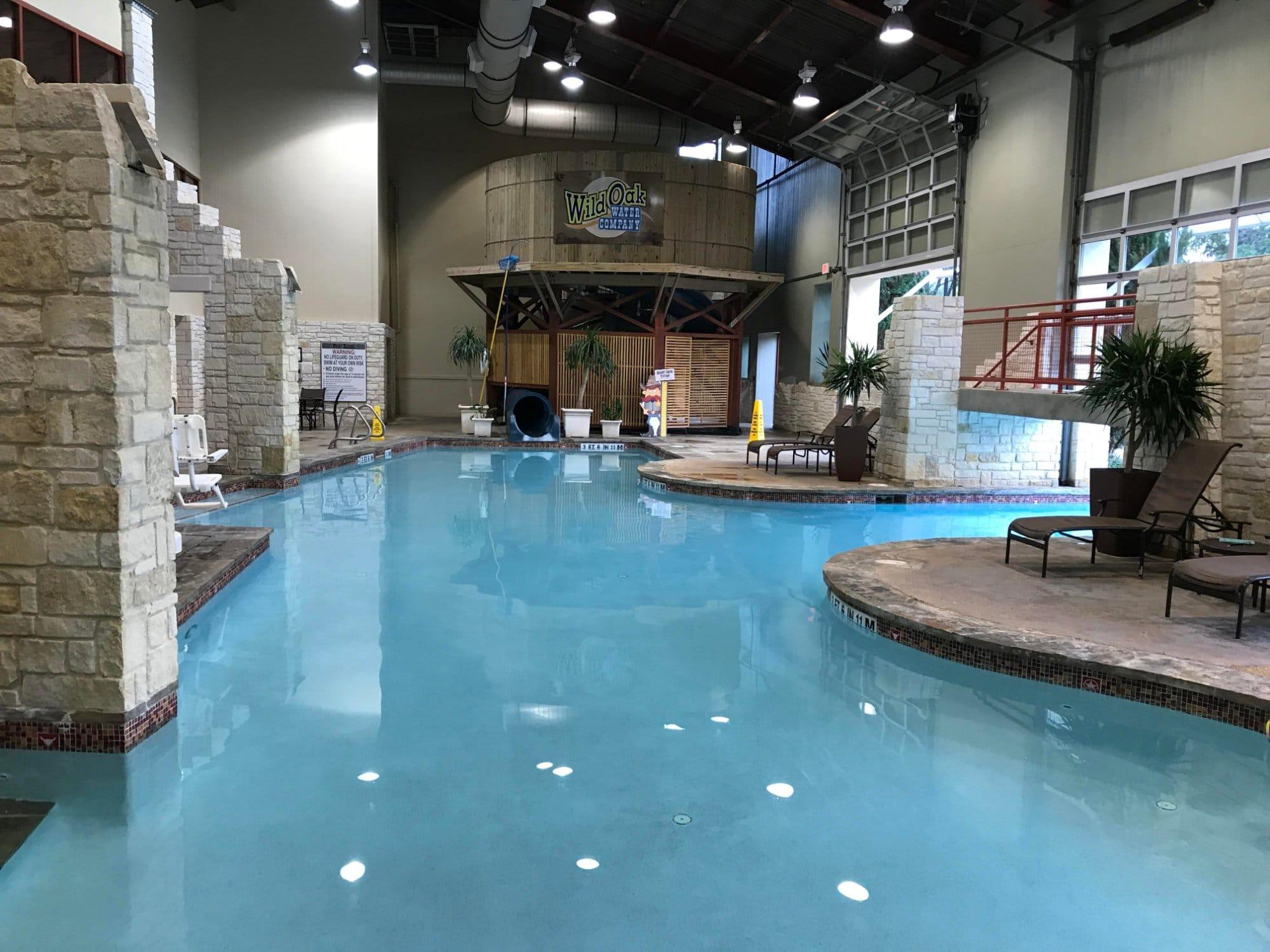 Hyatt Wild Oak Ranch Indoor Pool
