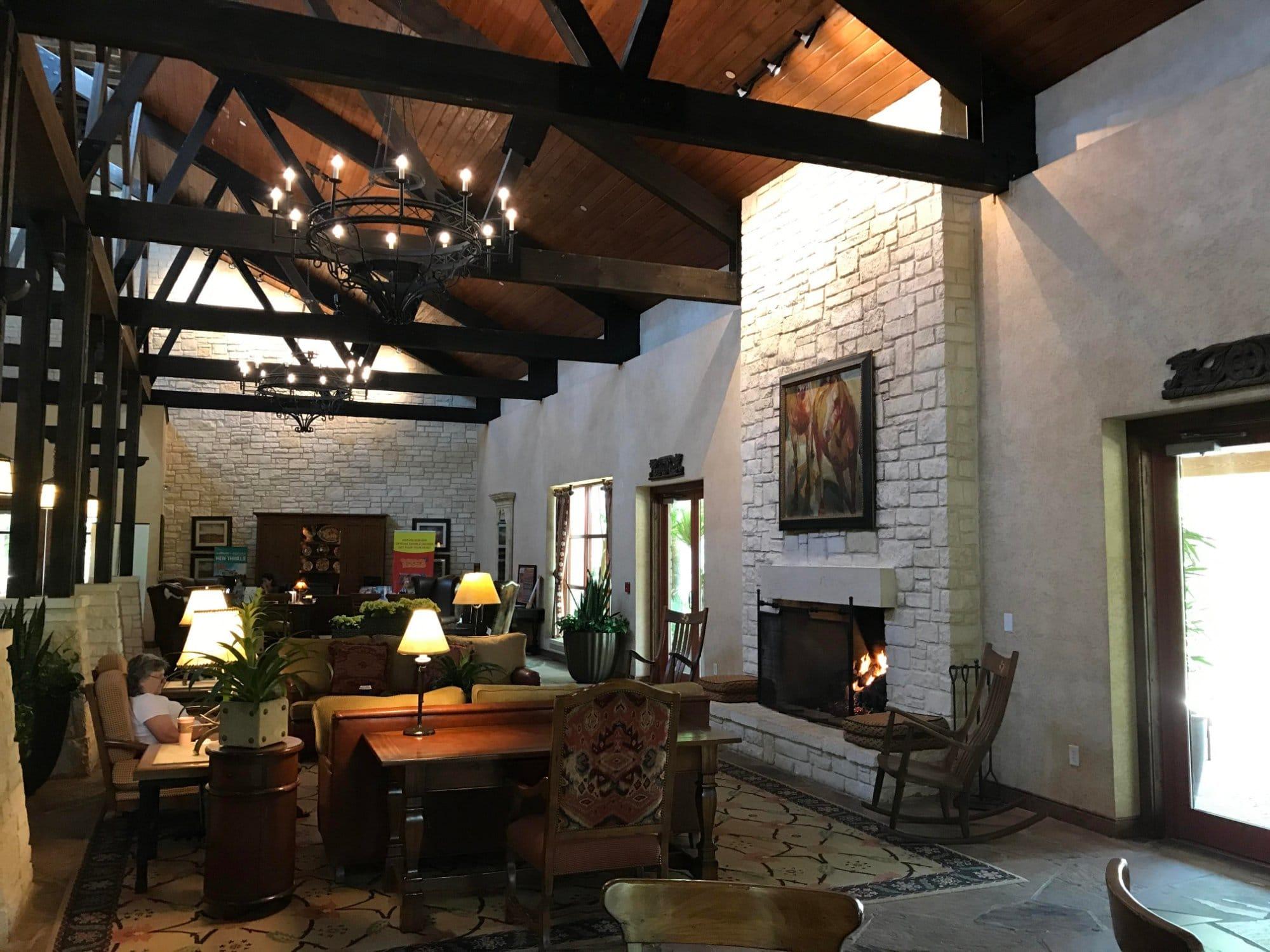Hyatt Wild Oak Ranch Lobby