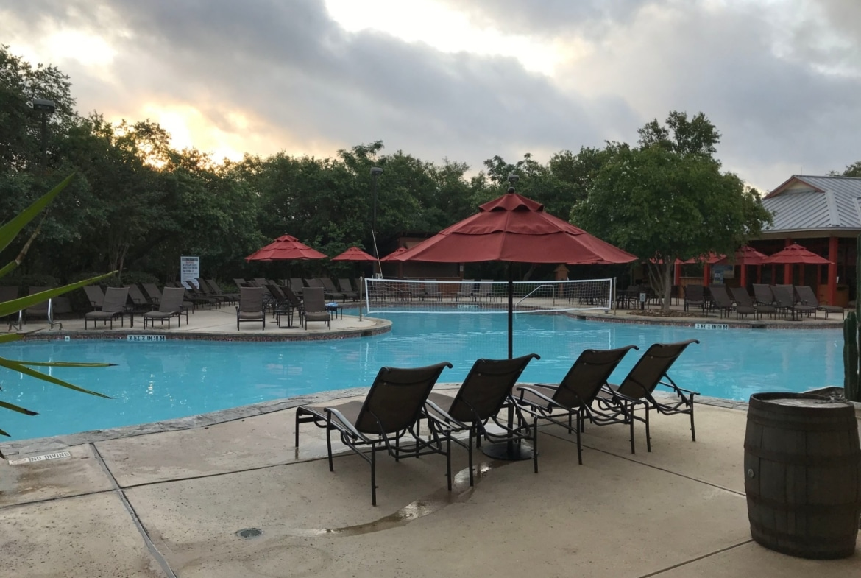 Hyatt Wild Oak Ranch Outside Pool