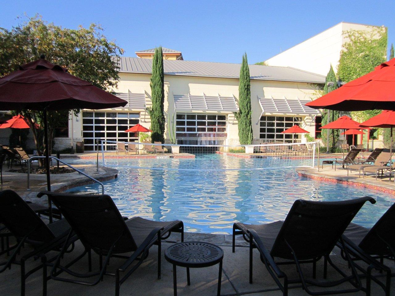 Hyatt Wild Oak Ranch Pool Area