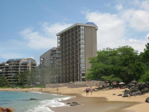 Kahana Beach Resort Exterior
